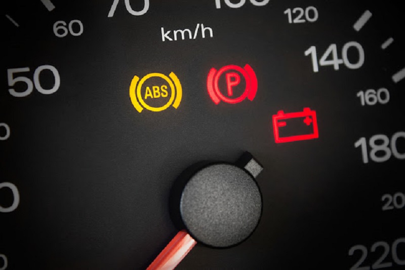 Comment éteindre le voyant ABS