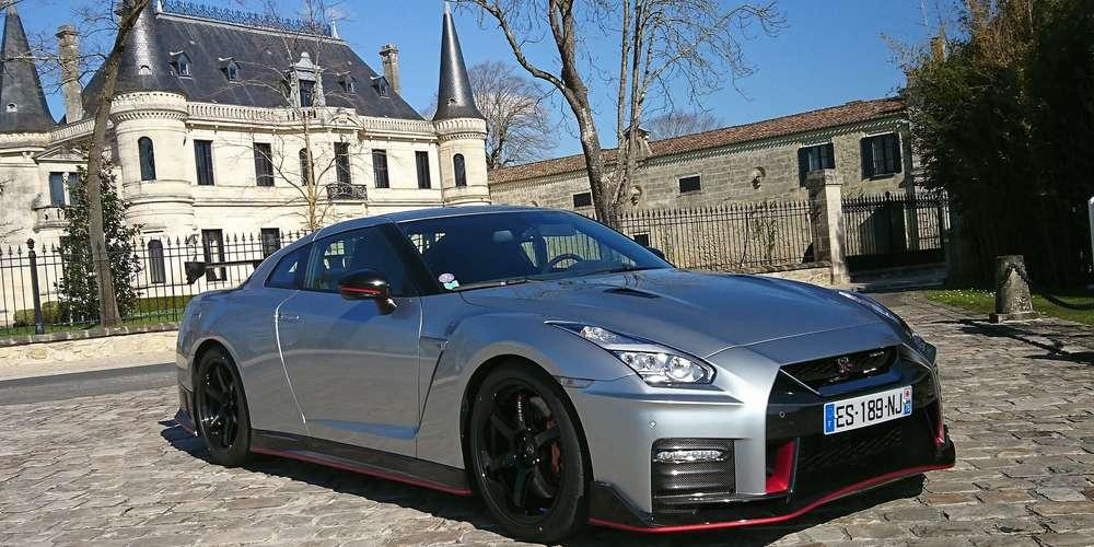 Nissan GT-R : un bolide pas comme les autres