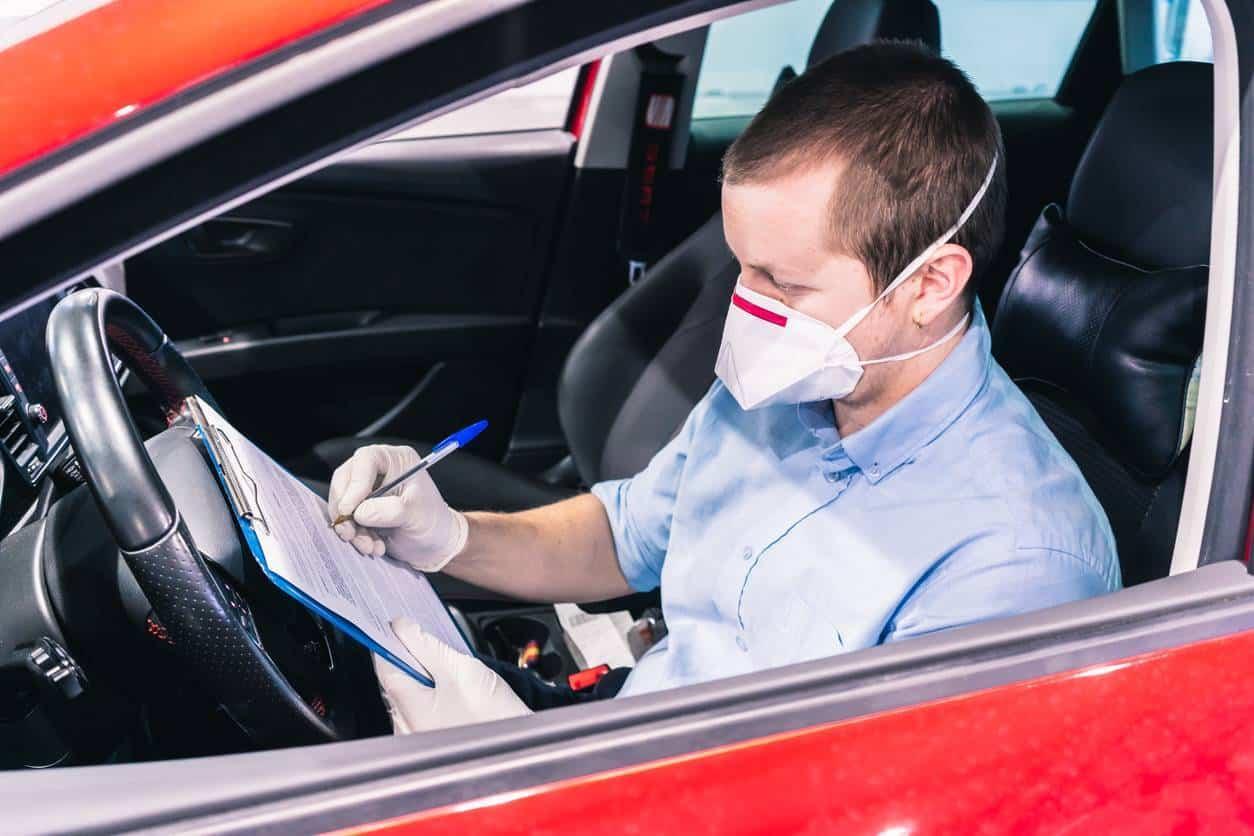 automobile secteur voiture