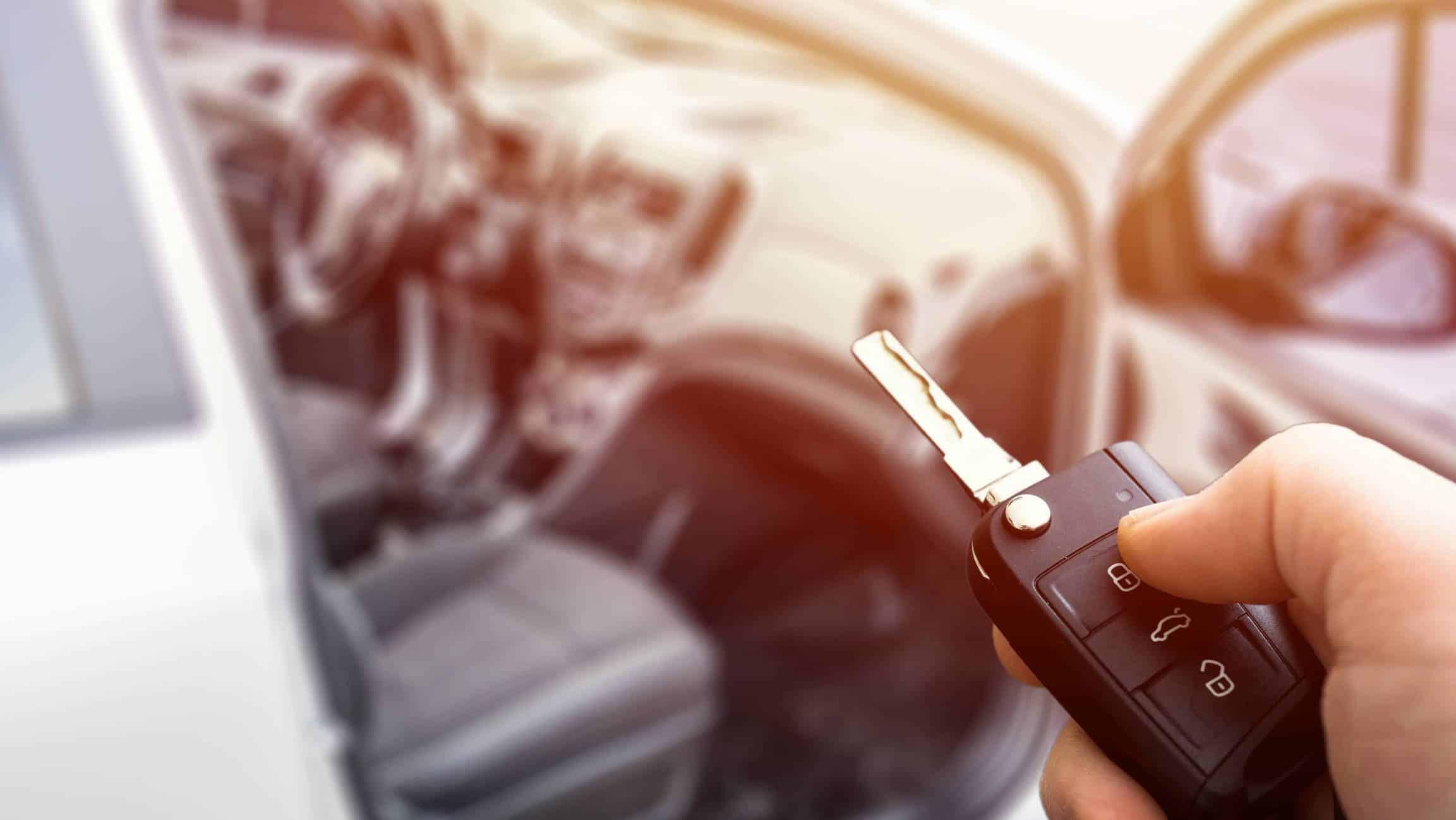 louer une automobile voiture