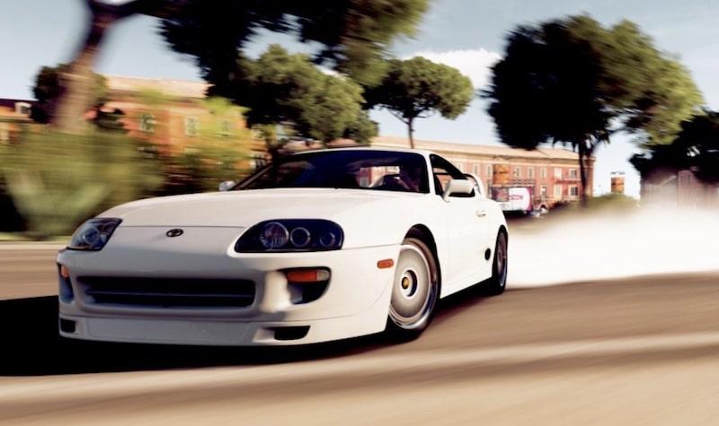 jeux voiture navigateur web