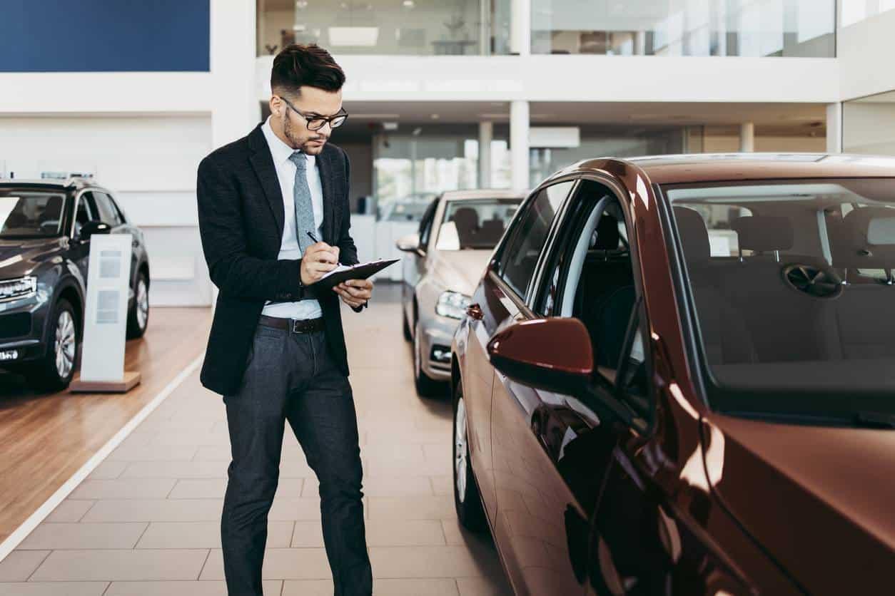 achat voiture concessionnaire auto