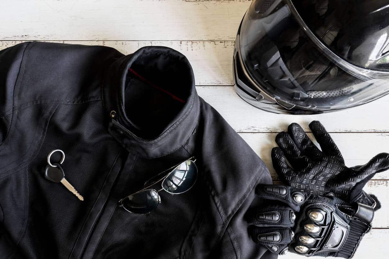 blouson équipement motard moto