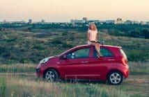 voiture femme